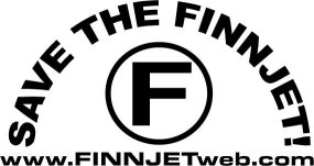 SAVE THE FINNJET!